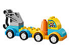 Lego Duplo Мой первый эвакуатор 10883, фото 4