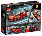 "Lego Speed Champions Феррари 488 GT3 ""Scuderia Corsa"" 75886, фото 2"