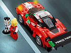 "Lego Speed Champions Феррари 488 GT3 ""Scuderia Corsa"" 75886, фото 3"