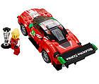 "Lego Speed Champions Феррари 488 GT3 ""Scuderia Corsa"" 75886, фото 5"