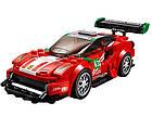 "Lego Speed Champions Феррари 488 GT3 ""Scuderia Corsa"" 75886, фото 7"