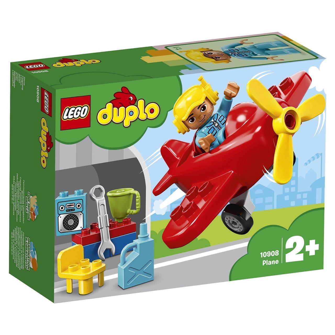 Lego Duplo Самолёт 10908