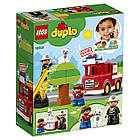 Lego Duplo Пожарная машина 10901, фото 2