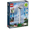 Lego Creator Expert Ветряная турбина Vestas 10268, фото 2