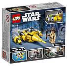 Lego Star Wars Микрофайтеры: Истребитель с планеты Набу 75223, фото 2
