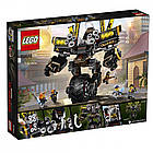 Lego Ninjago Movie Робот землетрясений Коула 70632, фото 2