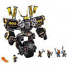 Lego Ninjago Movie Робот землетрясений Коула 70632, фото 3