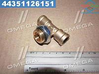 ⭐⭐⭐⭐⭐ Фитинг тройник горизонтальный M22x1,5-10 (RIDER)  RD 08.34.07