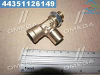 ⭐⭐⭐⭐⭐ Фитинг тройник вертикальный M22x1,5 (12/8) (RIDER)  RD 08.34.05