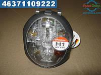 ⭐⭐⭐⭐⭐ Лампа фарная (набор) H1 12V 55W P14,5s (производство  OSRAM)  CLKMH1