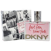 Женская парфюмированная вода Donna Karan Love from New York Women