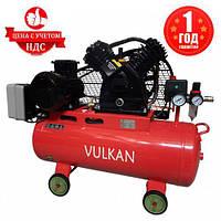Компрессор Vulkan IBL2070E-380-50 (2.2 кВт, 420 л/мин, 50 л), фото 1