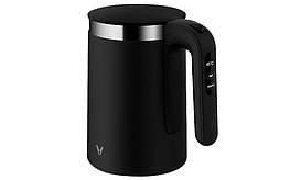Умный чайник Bluetooth Smart Чайник Xiaomi Viomi Smart Kettle Black