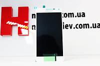 Дисплей Samsung Galaxy A5 A500F/Galaxy A5 A500h/Galaxy A5 A500FU с тачскрином белый оригинал, фото 1