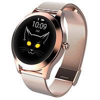 Женские умные часы Smart VIP Lady Gold