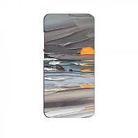 Эксклюзивный чехол для iPhone 12 (AlphaPrint - Пастель) (Айфон )