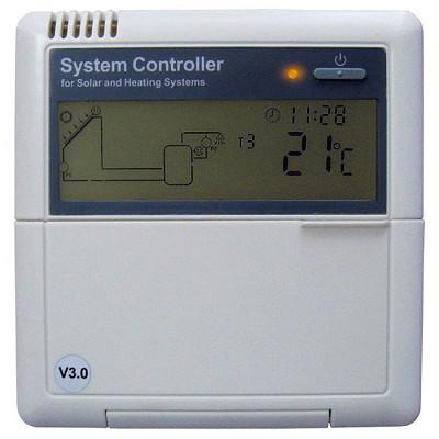 Контроллер для гелиосистем SR868C9