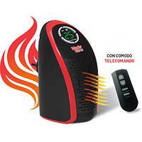 Портативный тепловентилятор дуйчик Wonder Warm 400 W New Handy Heater электрообогреватель Хенди Хитер, Обогреватели