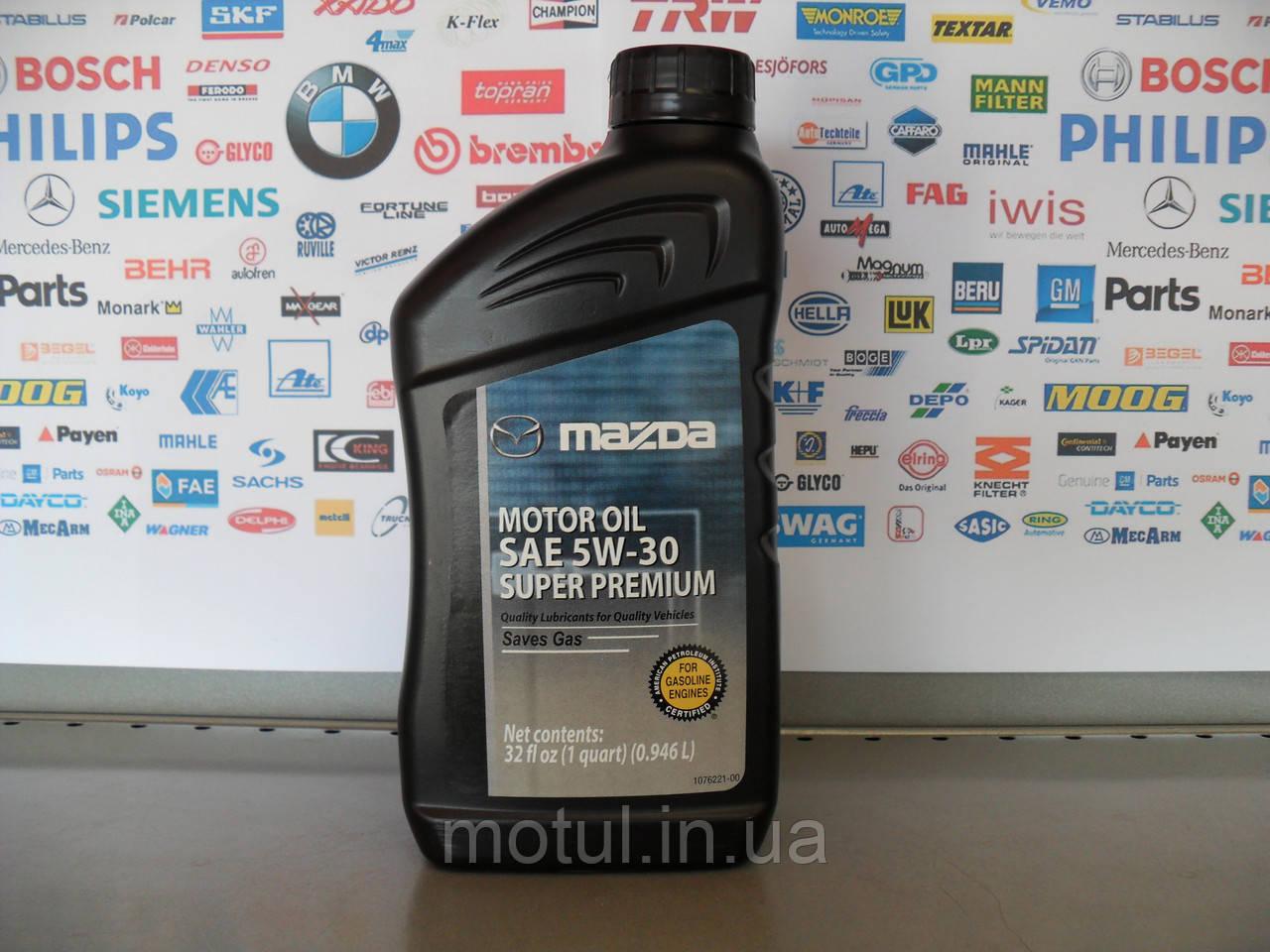 Моторне масло Mazda 5w30