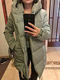 Куртка женская чёрная, пудра, мята,бежевый, серый, бордо, оливка, хаки, фото 10