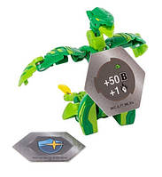 Ігровий набір SB Bakugan SB602-13 Serpenteze Ventus Battle Planet бакуган Дракон Зелений (SUN5998)