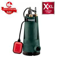 Погружной насос для грязной воды и строительного водоснабжения Metabo DP 18-5 SA