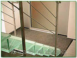 Противоскользящая лента 3M Safety-Walk General Purpose 51 мм х 18,3 м  средней зернистости,прозрачная.620 , фото 2