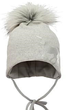 Зимняя шапка для девочки арт.ILIADA р.45,47, фото 2