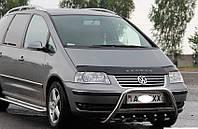 Дефлектор капота (мухобойка) Volkswagen Sharan 2000-2010