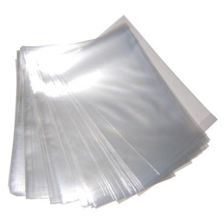 Прозрачный пакет 12,5*12,5 см для пряников c клапаном и липкой лентой