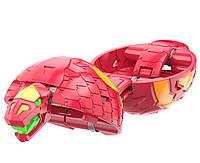 Ігровий набір SB Bakugan SB601-06 Fangzor Pyrus Battle Planet бакуган Змія Червоний (SUN6000)
