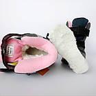 Зимние сапоги термо от Tom.m девочкам, р.23,24,25,27,28, фото 6