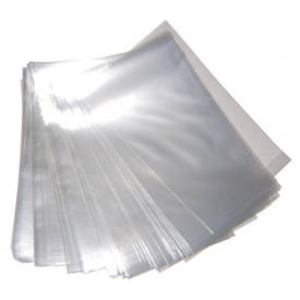Прозрачный пакет для пряников c клапаном и липкой лентой 9*10,5 см. (опт)