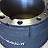 Барабан тормозной МАЗ Евро 10 шпилек (ДК) 5440-3502070, фото 3