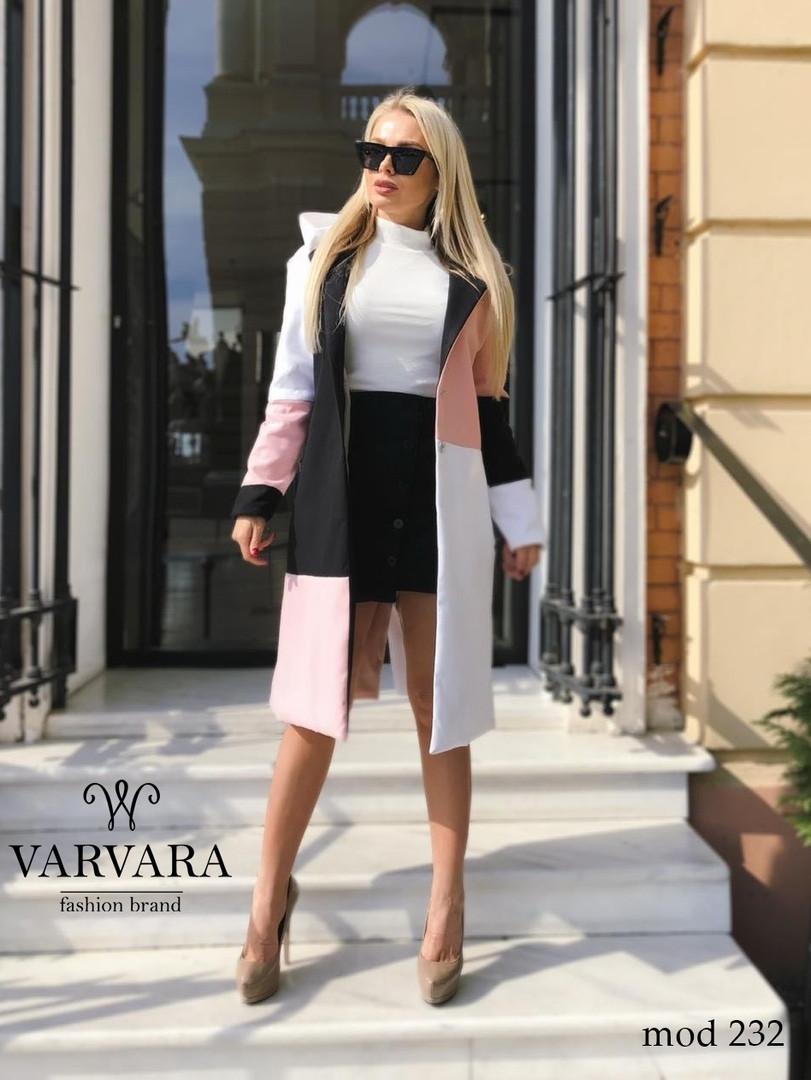 Женское модное пальто  КП232 (норма / бат)
