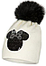 Зимняя шапка для девочки арт.MARCELLA р.49,51, фото 3