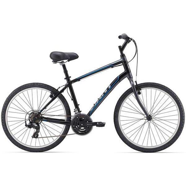 """Городской велосипед Giant Sedona 26"""" черный M/18 (GT)"""