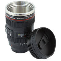 Термокружка Объектив Canon EF 24-105 mm 350 мл Термочашка Термос, фото 1