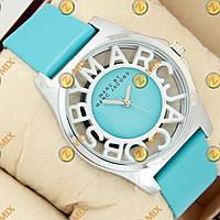 Часы Marc Jacobs Henry Skeleton Azure