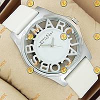 Часы Marc Jacobs Henry Skeleton White