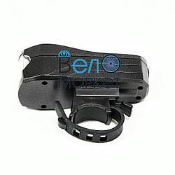 Фара с зарядкой под USB , модель 3599 (GA-21) , черный, с универсальным креплением на руль