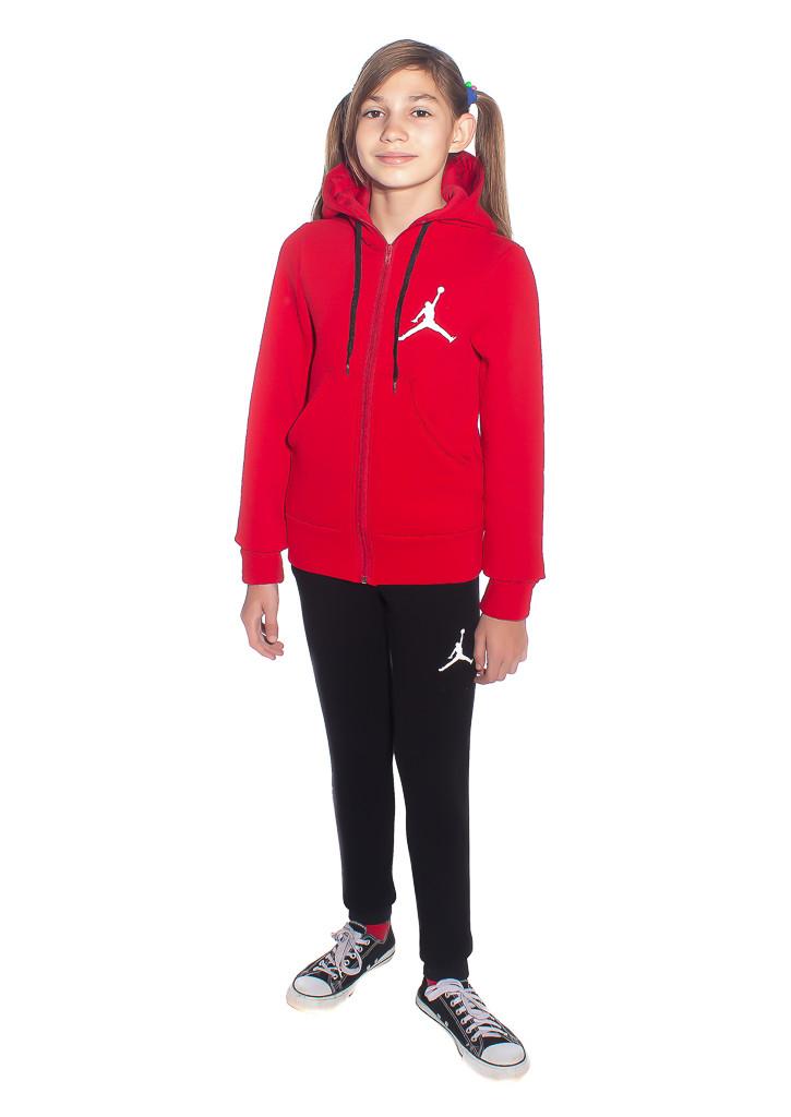 Спортивный костюм на заказ Джордан из трехнитки Турция