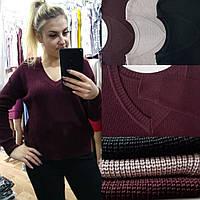 Женский модный свитер  ИД730-1, фото 1