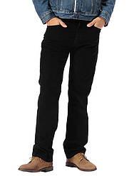 Вельветовые брюки Levis 505 - Black (30W x 32L)