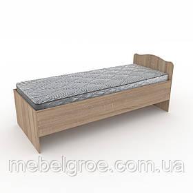 Односпальная кровать 80 тм Компанит