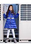 Зимняя куртка пальто на девочку, фото 2