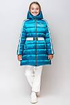 Зимняя куртка пальто на девочку, фото 3