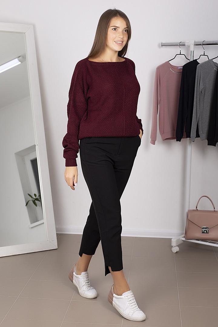 Женский стильный свитер  ИД1509
