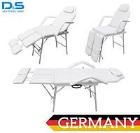 Педикюрное кресло Германия косметологическая кушетка