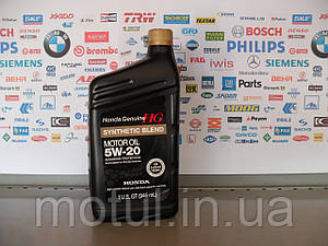 Моторное масло Honda 5w20